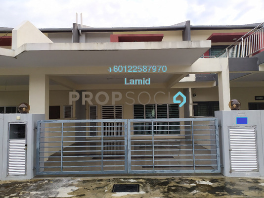 Terrace For Sale in Jati Heights, Putra Nilai Freehold Unfurnished 4R/3B 650k