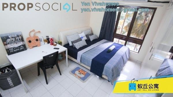 Condominium For Rent in Palm Spring, Kota Damansara Freehold Fully Furnished 1R/1B 820translationmissing:en.pricing.unit