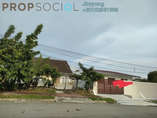 Semi-Detached For Rent in Section 8, Petaling Jaya Freehold Unfurnished 6R/2B 5k