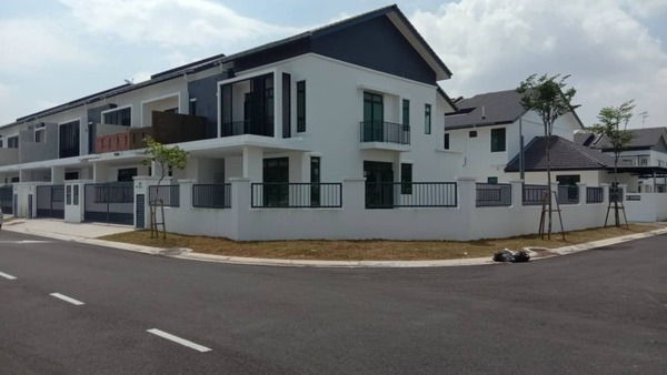 Land For Rent in Taman Mutiara Rini, Skudai Freehold Semi Furnished 4R/4B 1.9k
