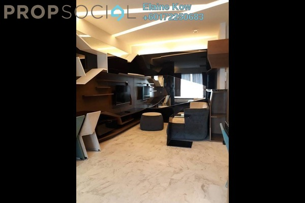 Condominium For Sale in VERVE Suites, Mont Kiara Freehold Fully Furnished 1R/1B 528k