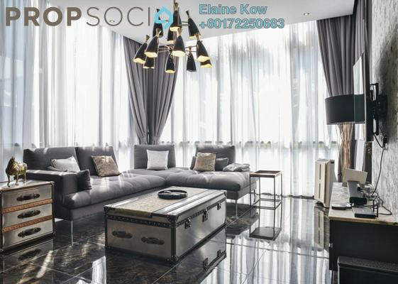 Villa For Sale in Empire Residence, Damansara Perdana Freehold Semi Furnished 4R/5B 2.18m