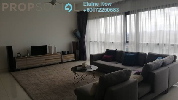 Condominium For Sale in BayBerry Serviced Residence @ Tropicana Gardens, Kota Damansara Freehold Semi Furnished 3R/4B 1.65m