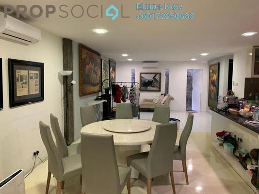 Terrace For Sale in Pinggiran Taman Tun Dr Ismail, TTDI Freehold Semi Furnished 4R/3B 1.85m