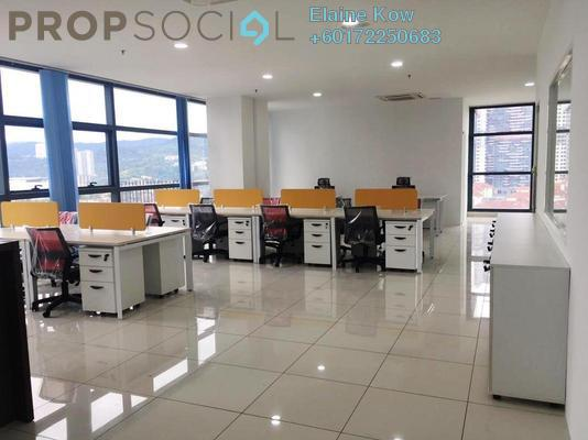 Office For Rent in 3 Towers, Ampang Hilir Freehold Semi Furnished 0R/0B 4.5k