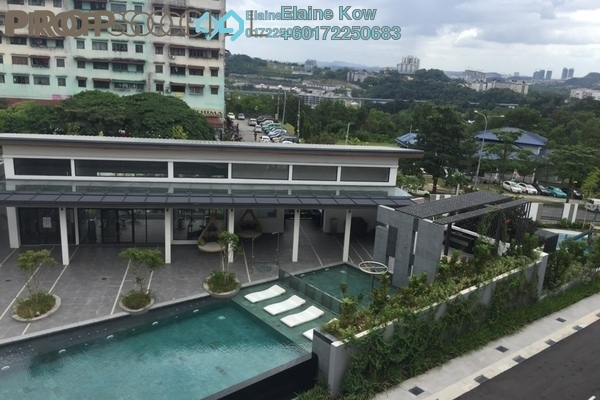 Terrace For Rent in Canary Residence, Cheras Freehold Semi Furnished 4R/4B 2.8k