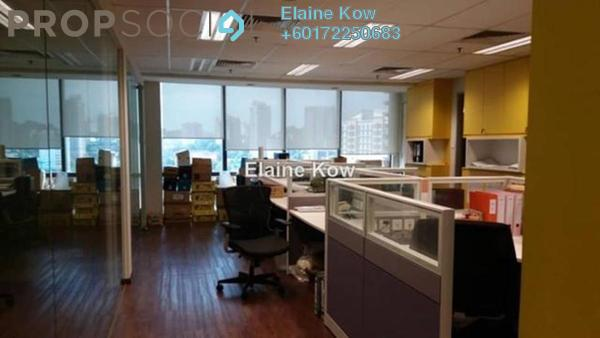 Office For Sale in Menara UOA Bangsar, Bangsar Leasehold Unfurnished 0R/0B 1.54m
