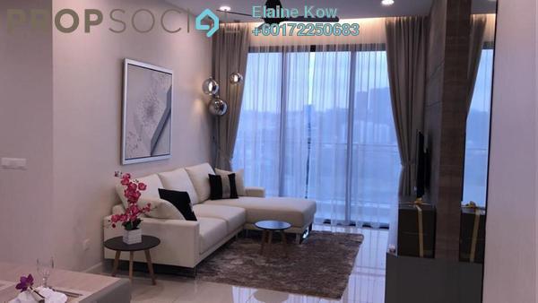Condominium For Sale in Nadi Bangsar, Bangsar Freehold Fully Furnished 2R/2B 1.29m