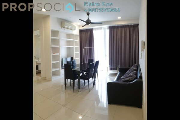 Condominium For Rent in Camellia, Bangsar South Freehold Fully Furnished 4R/3B 4.6k