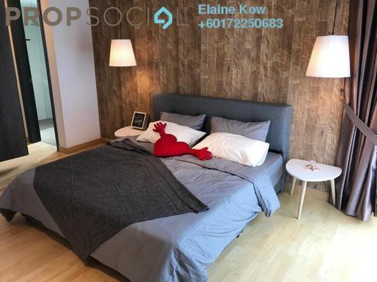 Condominium For Rent in Residensi Sefina, Mont Kiara Freehold Fully Furnished 3R/3B 4.3k