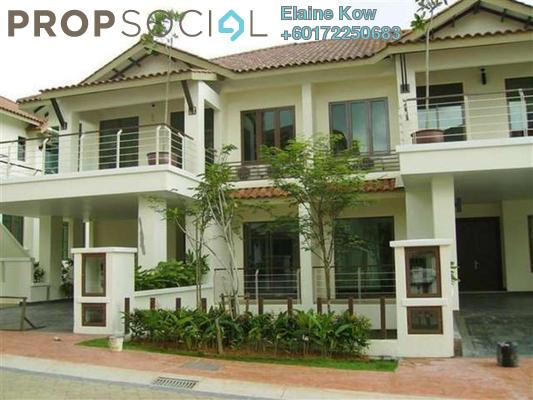 Semi-Detached For Sale in Amarin Kiara, Mont Kiara Freehold Semi Furnished 5R/6B 4.2m