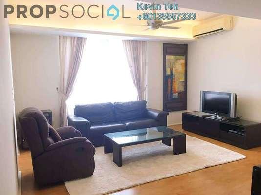 Condominium For Rent in i-Zen Kiara I, Mont Kiara Freehold Fully Furnished 3R/2B 3.5k