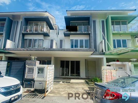 Terrace For Sale in BP3, Bandar Bukit Puchong Freehold Unfurnished 6R/5B 900k