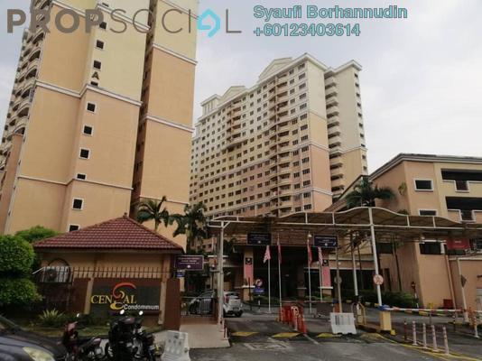 Condominium For Sale in Cengal Condominium, Bandar Sri Permaisuri Freehold Semi Furnished 3R/2B 370k
