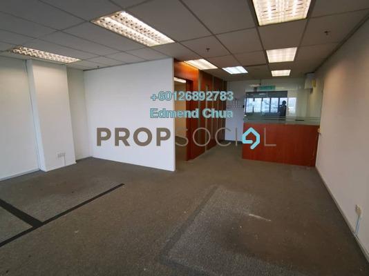 Office For Rent in Wisma BU8, Bandar Utama Freehold Semi Furnished 0R/0B 3k