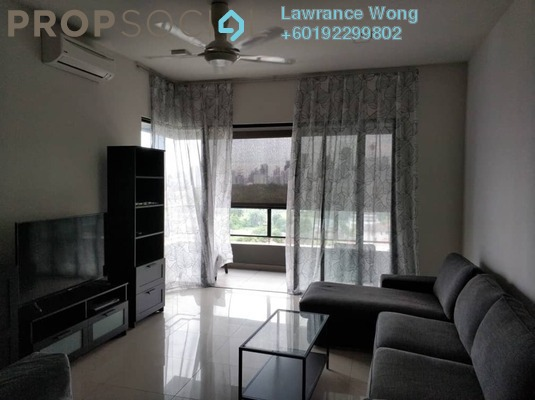 Condominium For Rent in G Residence, Desa Pandan Freehold Fully Furnished 2R/2B 3.3k