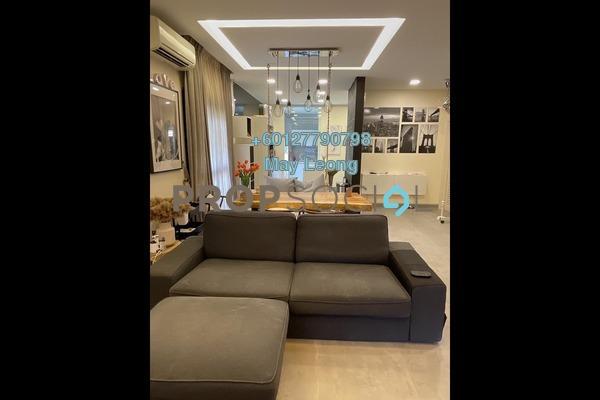 Terrace For Sale in Mutiara Homes, Mutiara Damansara Freehold Fully Furnished 3R/3B 1.85m