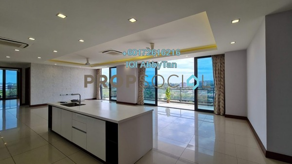 Condominium For Sale in Harrington Suites, Kota Kinabalu Leasehold Semi Furnished 5R/6B 3.3m