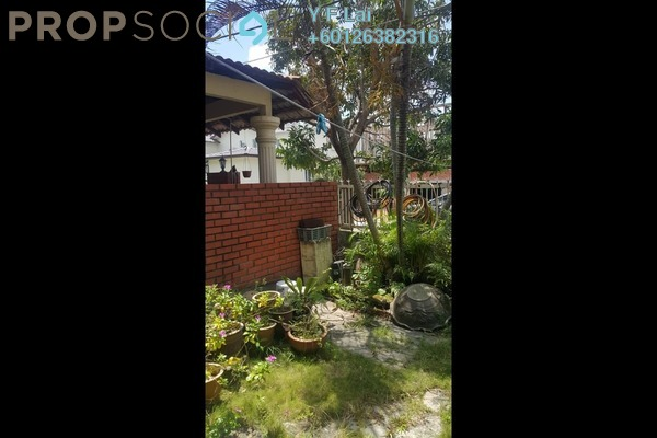 Terrace For Sale in Happy Garden, Old Klang Road Freehold Semi Furnished 4R/3B 830k