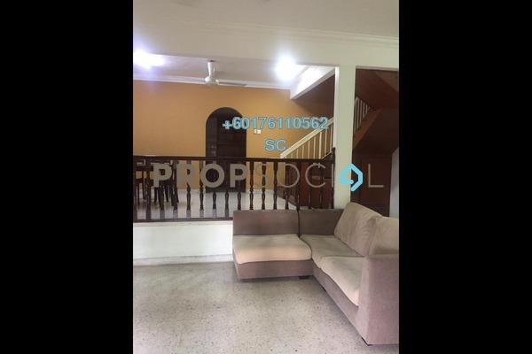 Terrace For Rent in Taman Megah, Petaling Jaya Freehold Semi Furnished 4R/3B 2k