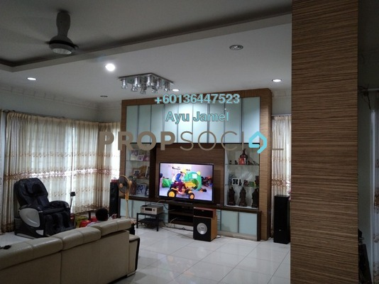Bungalow For Sale in Taman Desa Jaya, Kepong Freehold Semi Furnished 7R/7B 1.7m