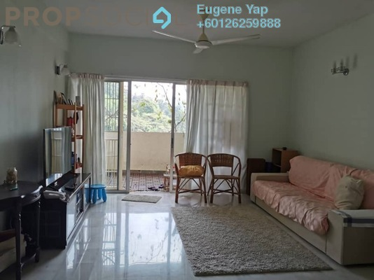 Apartment For Sale in Seri Puri, Kepong Freehold Semi Furnished 3R/2B 370k