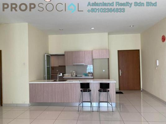 Condominium For Rent in Royal Regent, Dutamas Freehold Semi Furnished 3R/2B 2.3k