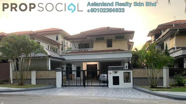 Bungalow For Sale in Puteri 9, Bandar Puteri Puchong Freehold Fully Furnished 7R/6B 5.2m