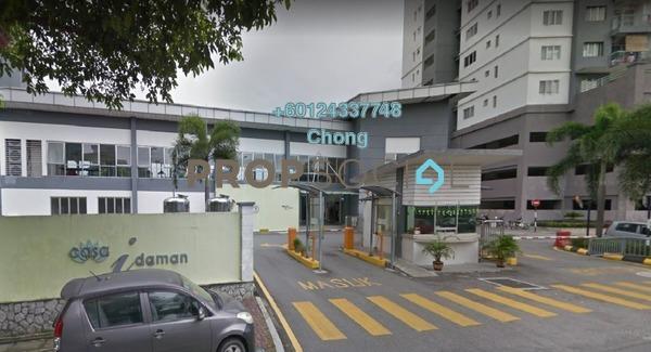 Condominium For Sale in Casa Idaman, Jalan Ipoh Freehold Unfurnished 3R/2B 350k