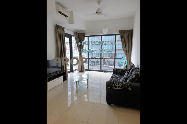 Serviced Residence For Sale in The Elements, Ampang Hilir Freehold Fully Furnished 1R/2B 569k