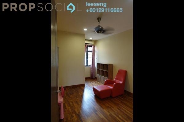 Superlink For Rent in Ukiran, Alam Impian Freehold Semi Furnished 4R/5B 2k