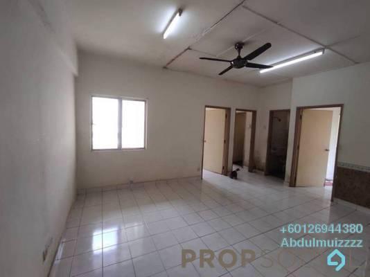Apartment For Rent in Taman Bunga Raya, Bukit Beruntung Freehold Unfurnished 3R/2B 350translationmissing:en.pricing.unit