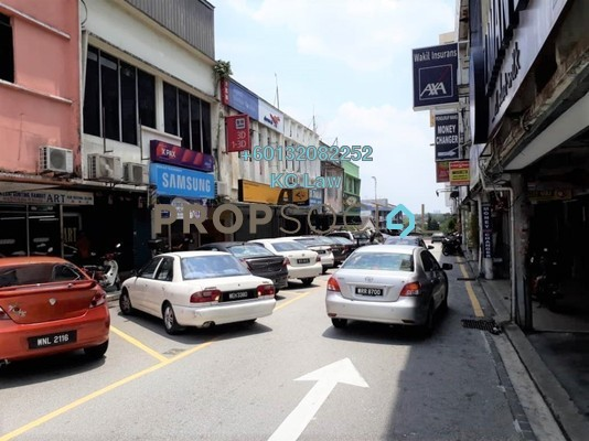 Shop For Sale in Section 52, Petaling Jaya Freehold Unfurnished 0R/0B 2.4m