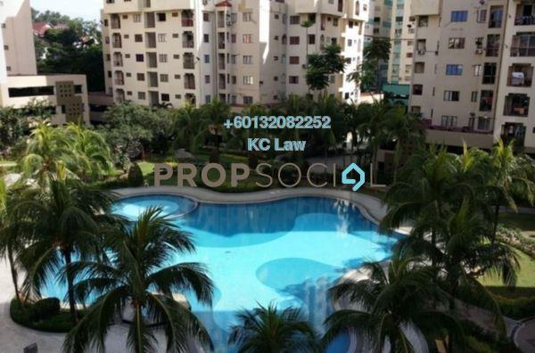 Condominium For Sale in Prisma Cheras, Cheras Freehold Semi Furnished 3R/2B 420k