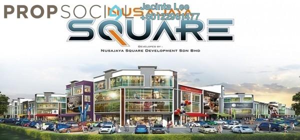 Shop For Sale in SiLC, Iskandar Puteri (Nusajaya) Freehold Unfurnished 0R/6B 802k