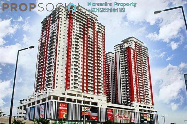 Condominium For Sale in USJ 21, UEP Subang Jaya Freehold Semi Furnished 2R/1B 345k