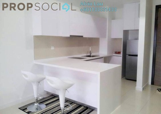 Serviced Residence For Sale in The Elements, Ampang Hilir Freehold Fully Furnished 1R/1B 450k