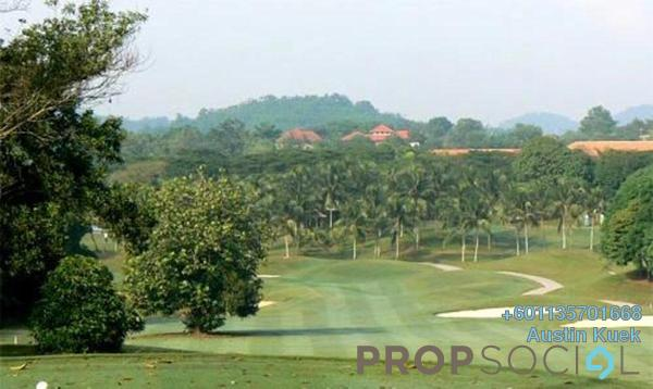 Land For Sale in Tiara Melaka Golf & Country Club, Melaka Freehold Unfurnished 0R/0B 725k