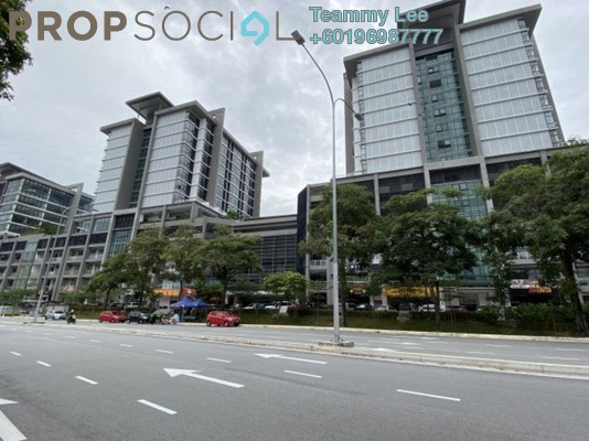 SoHo/Studio For Sale in Q Suite @ Queensville, Bandar Sri Permaisuri Freehold Semi Furnished 0R/1B 316k