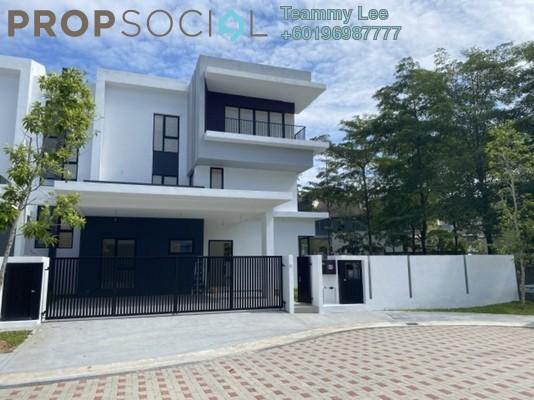 Semi-Detached For Sale in Mahkota Walk, Bandar Mahkota Cheras Freehold Unfurnished 7R/6B 2.5m