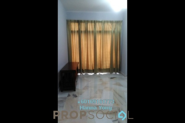 Apartment For Sale in Lagoon Perdana, Bandar Sunway Leasehold Semi Furnished 3R/2B 180k