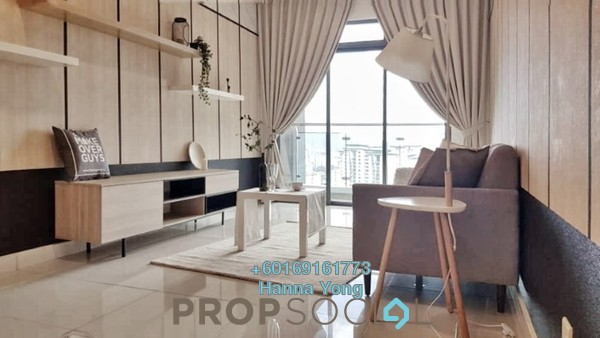 Condominium For Rent in Vivo Residential @ 9 Seputeh, Old Klang Road Freehold Fully Furnished 3R/2B 3.3k