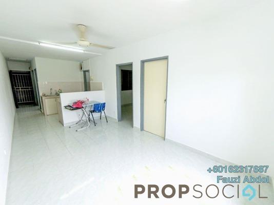 Apartment For Sale in Sri Penara, Bandar Sri Permaisuri Freehold Semi Furnished 3R/2B 245k