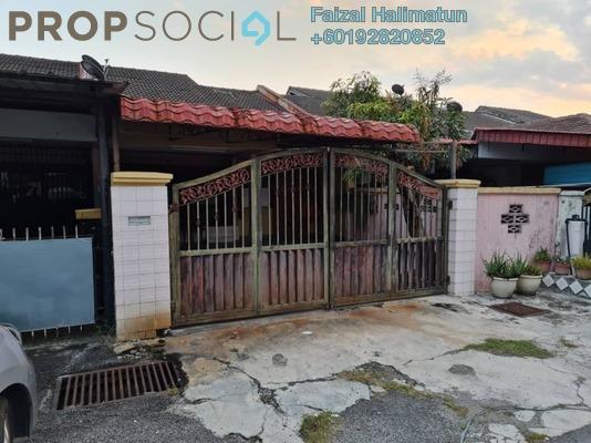 Terrace For Sale in Taman Sri Serdang, Seri Kembangan Freehold Semi Furnished 3R/2B 420k