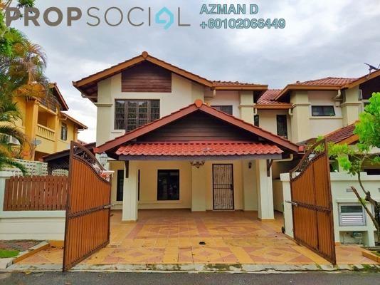 Semi-Detached For Sale in Damai Kasih, Alam Damai Freehold Semi Furnished 7R/6B 1.58m