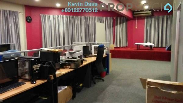 Office For Rent in BK6, Bandar Kinrara Freehold Fully Furnished 3R/2B 3k