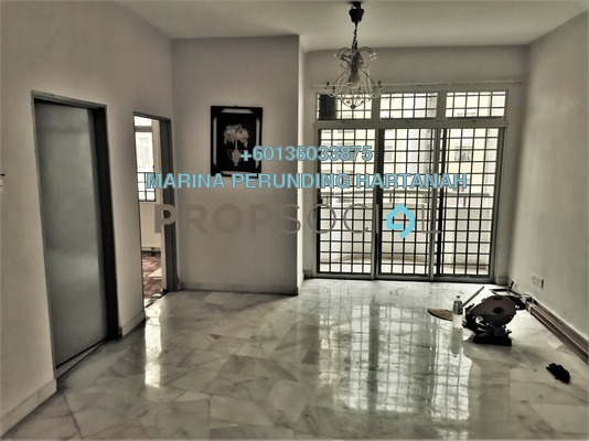 Apartment For Sale in Lagoon Perdana, Bandar Sunway Freehold Semi Furnished 3R/2B 220k