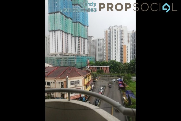 Apartment For Sale in Lagoon Perdana, Bandar Sunway Freehold Unfurnished 3R/2B 168k