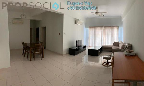 Condominium For Rent in Hartamas Regency 1, Dutamas Freehold Fully Furnished 3R/2B 3k