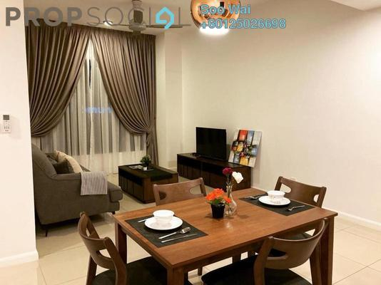 Condominium For Rent in Novum, Bangsar South Freehold Fully Furnished 2R/2B 2.6k
